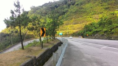 Drive to Genting